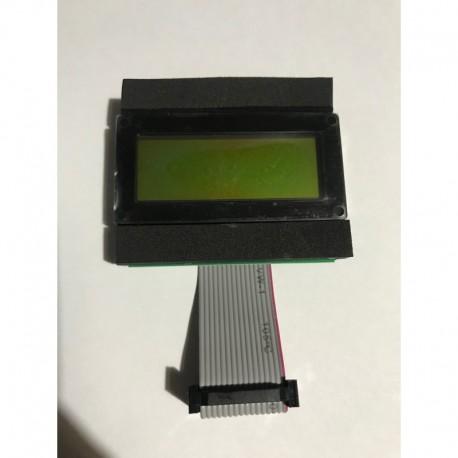 ECRAN LCD VERT