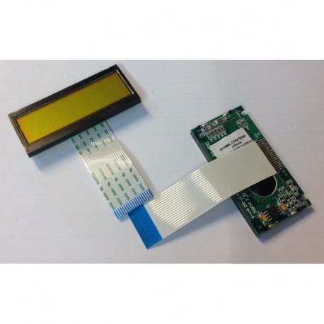 Ecran LCD Barracuda
